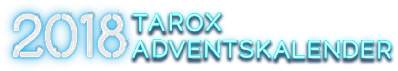 Tarox Adventskalender